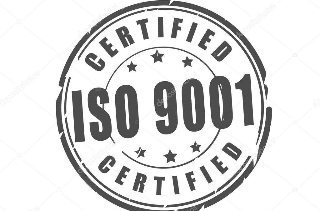 Zertifikat ČSN EN ISO 9001